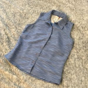 The North Face Athletic Sleeveless Shirt Size S